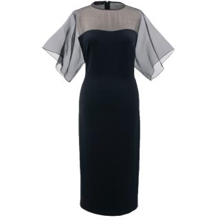 Costume National Black Dress