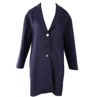 Valentino Women's single breasted coat UK 10