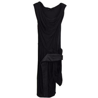Alexander Wang Long Belted Dress