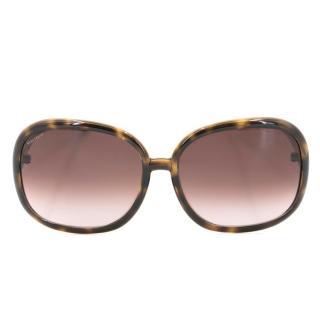 Burberry Tortoiseshell Sunglasses