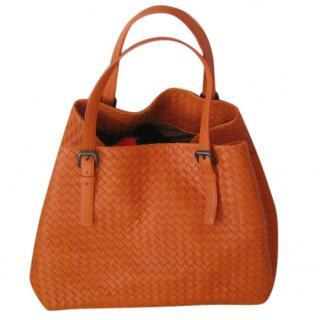 Bottega Veneta Large Tote Bag Intrecciato Nappa