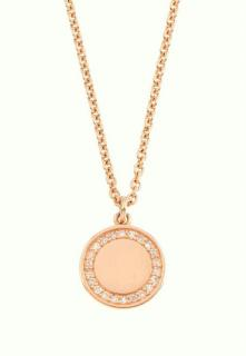 Astley Clarke 14ct Gold Diamond Cosmos Pendant