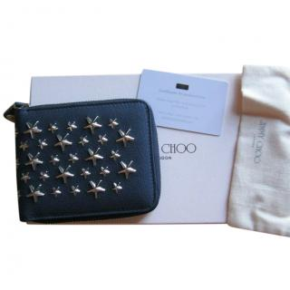 Jimmy Choo Niki Leather Wallet