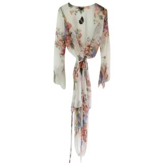Traffic People Silk beach wrap