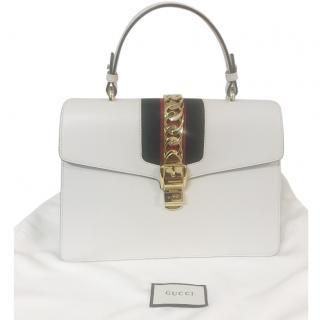 Gucci Sylvie top handle bag