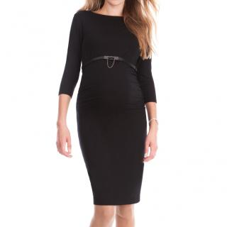 Been Seraphine Maternity Black Dress