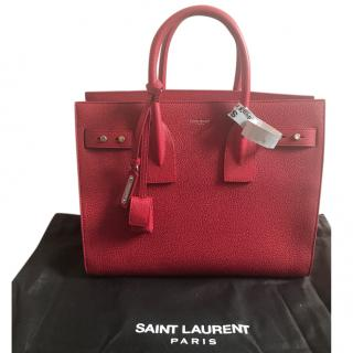 Saint Laurent Sac De Jour Tote Handbag
