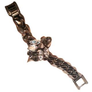 Mawi thorn de fleur crystal bracelet