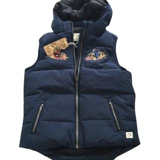 COURAGE AND KIND Marvel Bomber Gilet
