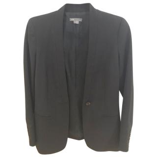 Vince Black Wool Blazer