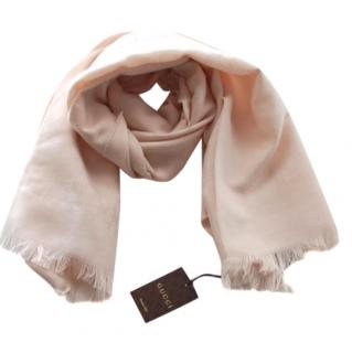 Gucci Large Blush Shawl