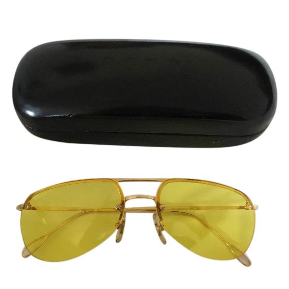 2e1581da2e0 Vintage Gucci Aviator Sunglasses 1999