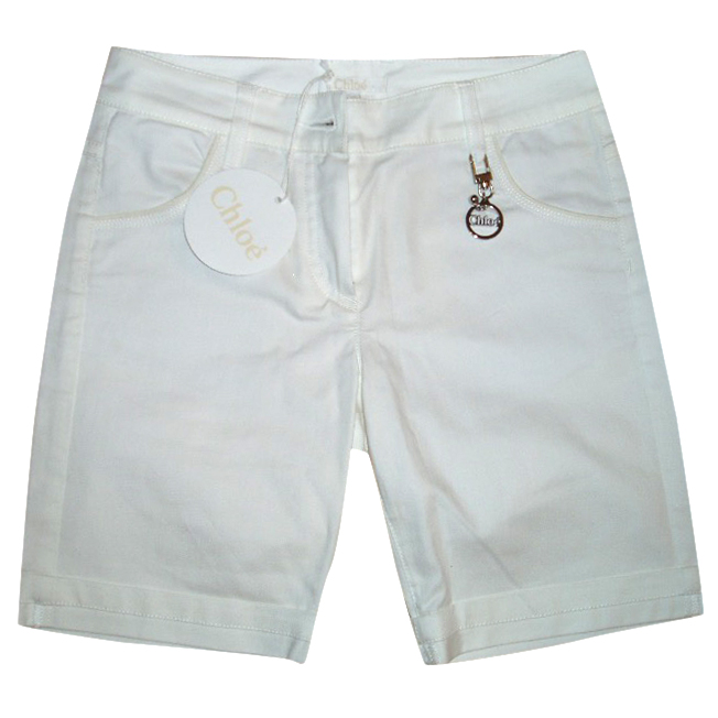 CHLOE Girl's Bermuda shorts