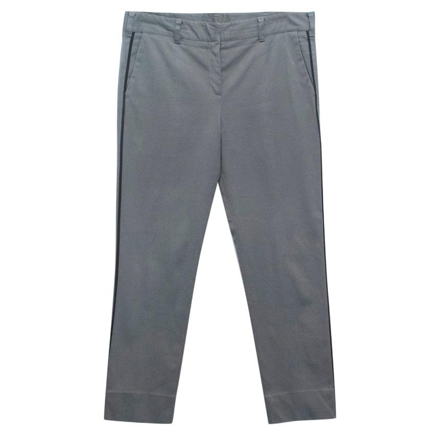 Reed Krakoff Grey Trousers