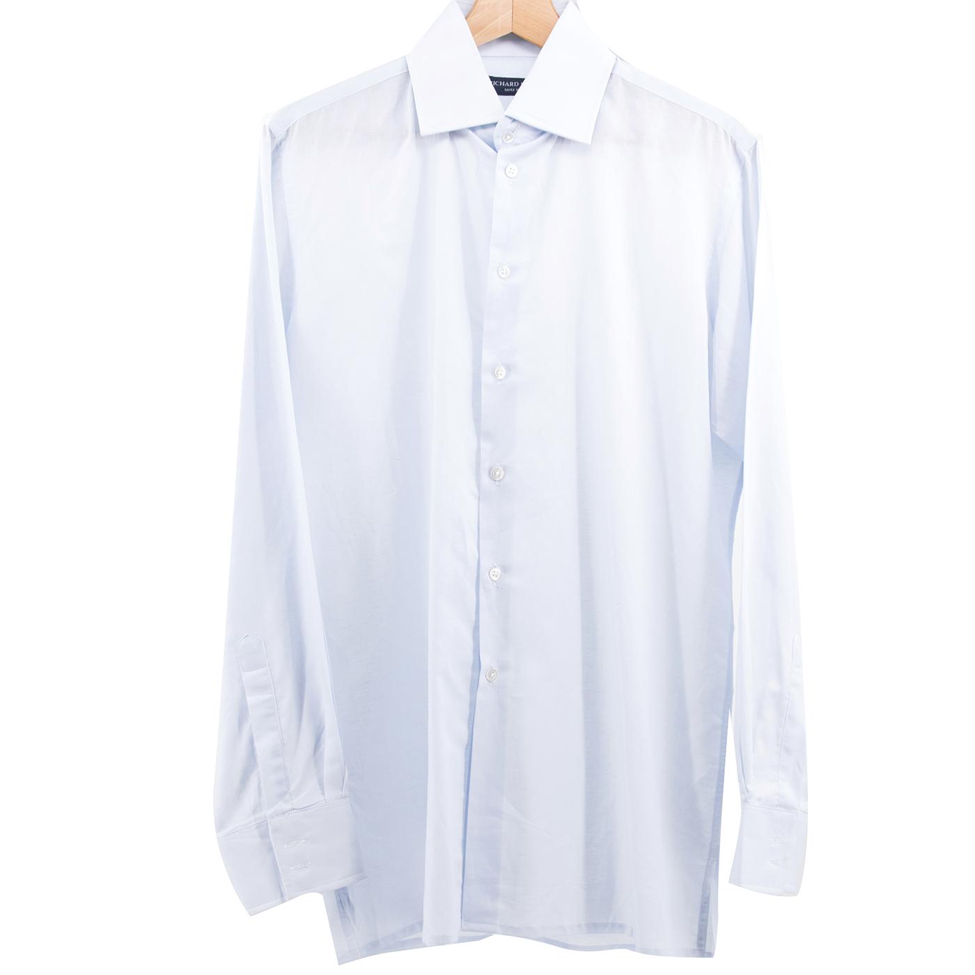 Richard James Blue Shirt
