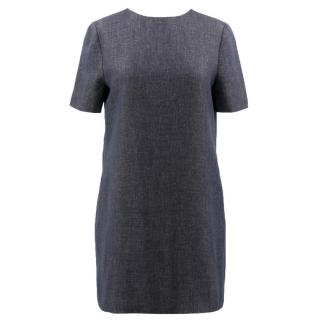 Victoria Beckham Dusk Woven Shift Dress