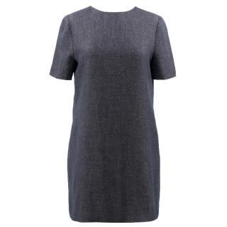 Victoria Beckham Dusk Woven Shift Dress