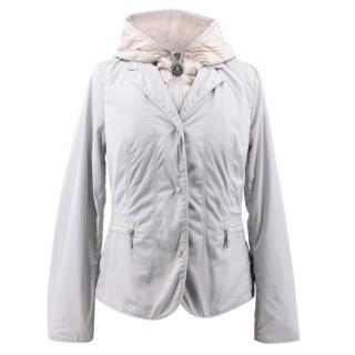 Moncler Cream Jacket