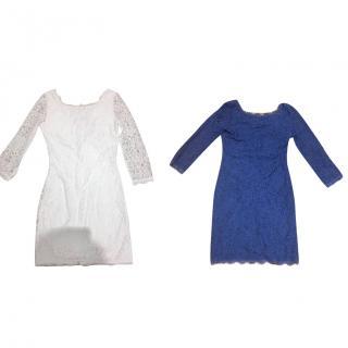 Diane Von Furstenberg 2 Dresses Together
