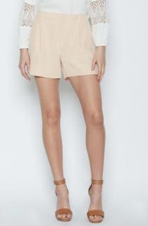 Joie Wayward Silk Shorts