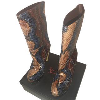 Walter Steiger Python Boots