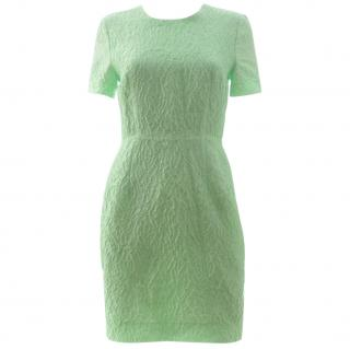 Jonathan Saunders 'Helen' Textured Crepe Dress