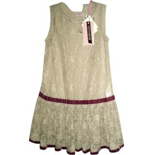NEW MONNALISA lace dress