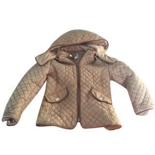 Chloe designer girls coat, jacket. Age 5