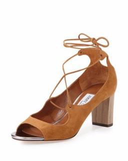 Jimmy Choo 'Vernie' Lace-Up sandals UK 5