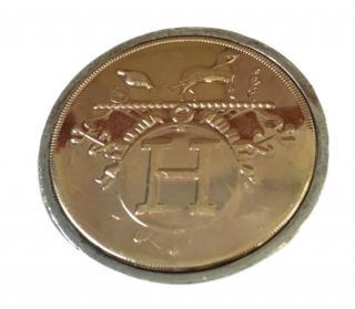 Hermes Rare Ring 18k Gold
