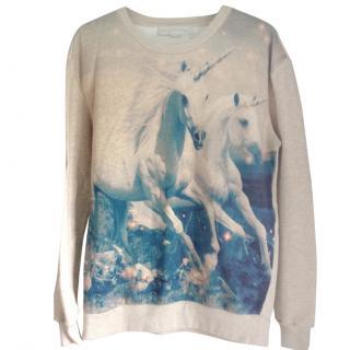 Stella McCartney Unicorn sweatshirt