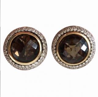 David Yurman Citrine Earrings