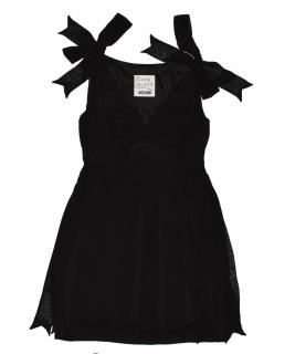 Moschino Cheap and Chic Black Dress with Bow