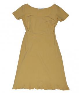 Jil Sander - Natural Beige Dress