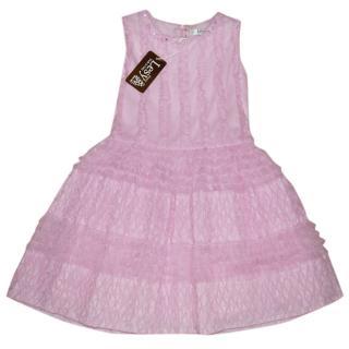 LESY by Lisetta Cosi pink girl's dress