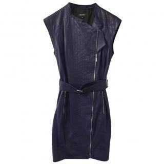 Escada Leather dress