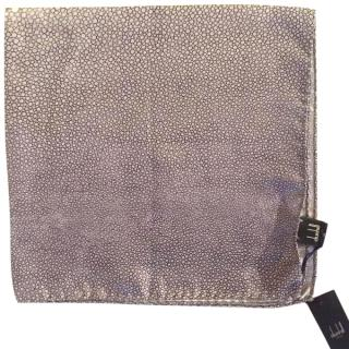 Alfred Dunhill Silk Pocket Square