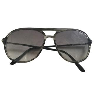Tom Ford sunglasses and case