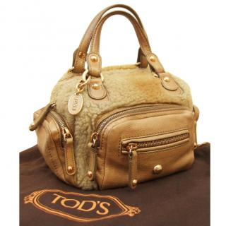 Tod's Pashmy special edition bag