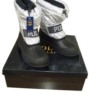 New POLO Ralph Lauren snowproof  kid's boots