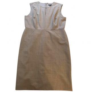 J. Crew grey dress