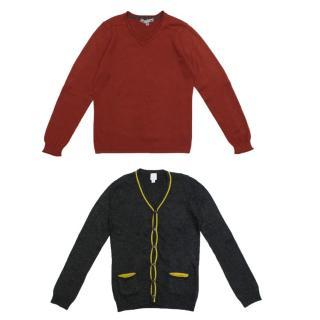 CdeC and Bonpoint Knit Set