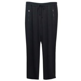 Stella McCartney Black Trousers