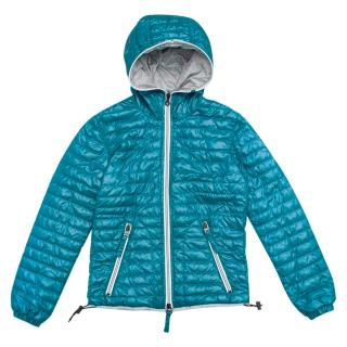 Duvetica Kid's Blue Padded Jacket