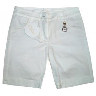 CHLOE Girl's Bermuda shorts