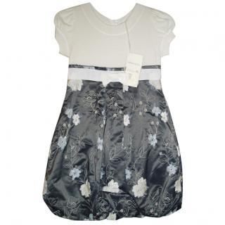 Monnalisa Girl's Atlas Dress
