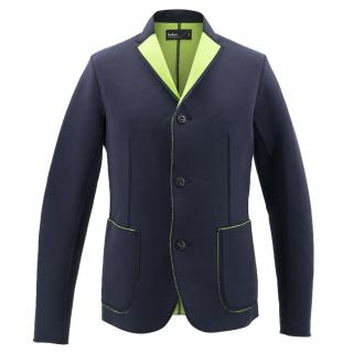 Kolor Bonded Cotton-Blend Jersey Blazer