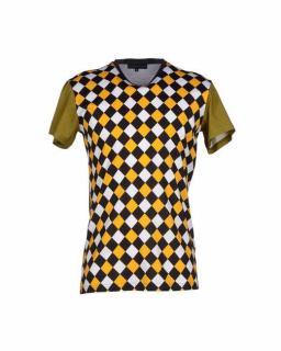 Jonathan Saunders Yellow T-Shirt