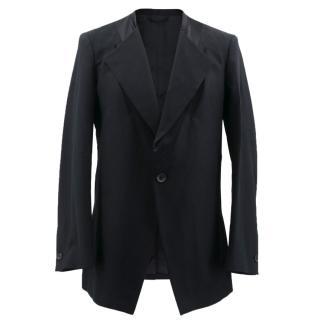Marithe + Francois Girbuad Men's Black Blazer