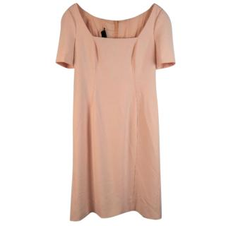 Moschino Light Pink Dress
